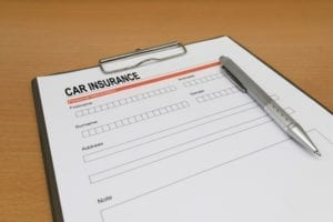 Auto Insurance Terms