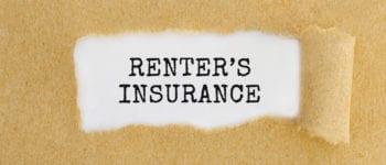 benefits of renters insurance