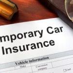 temporary auto insurance
