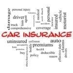 car insurance terms