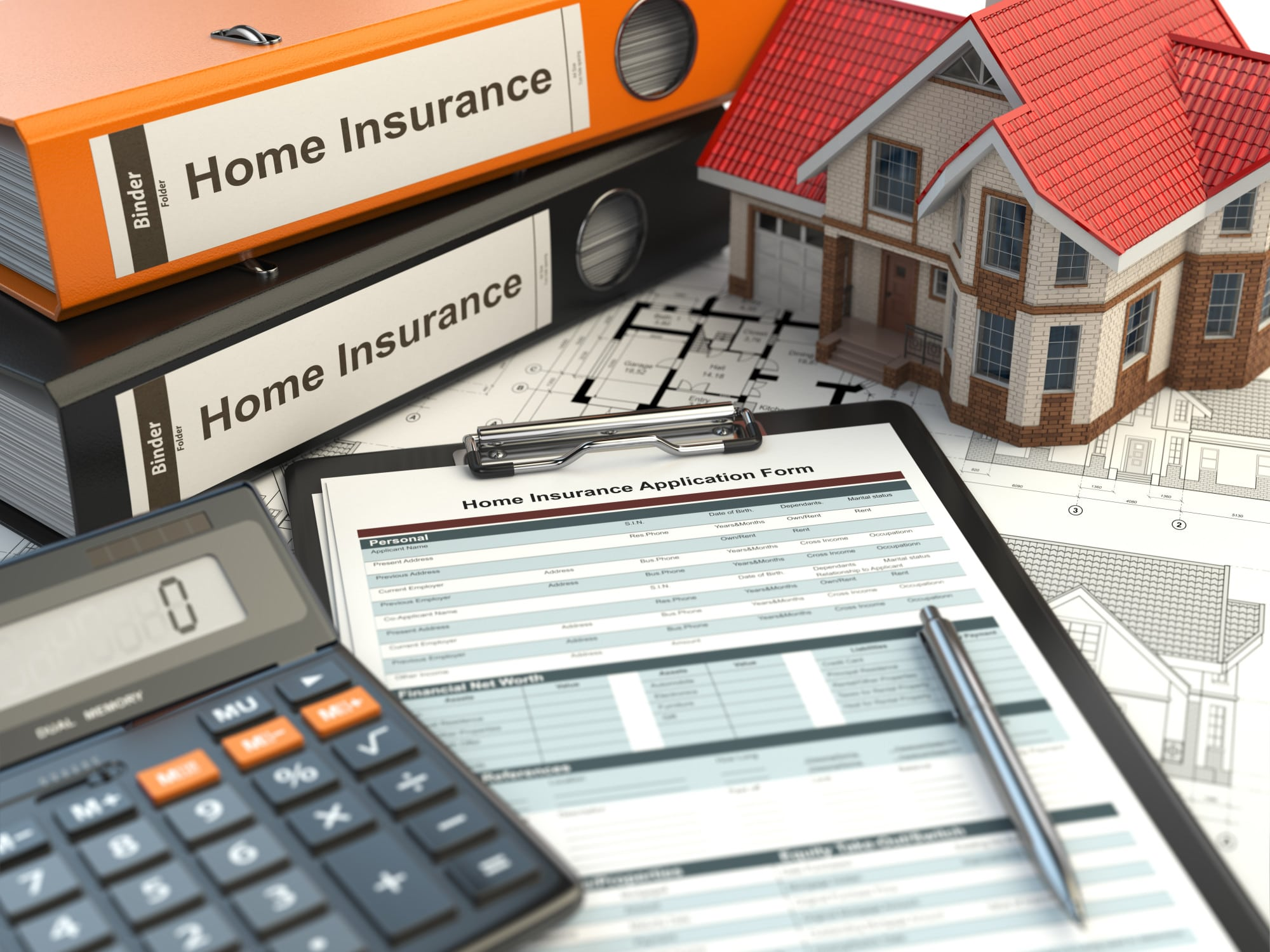 what is not covered by homeowners insurance