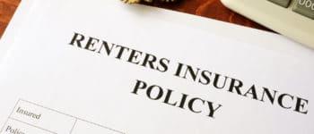 basic renters insurance