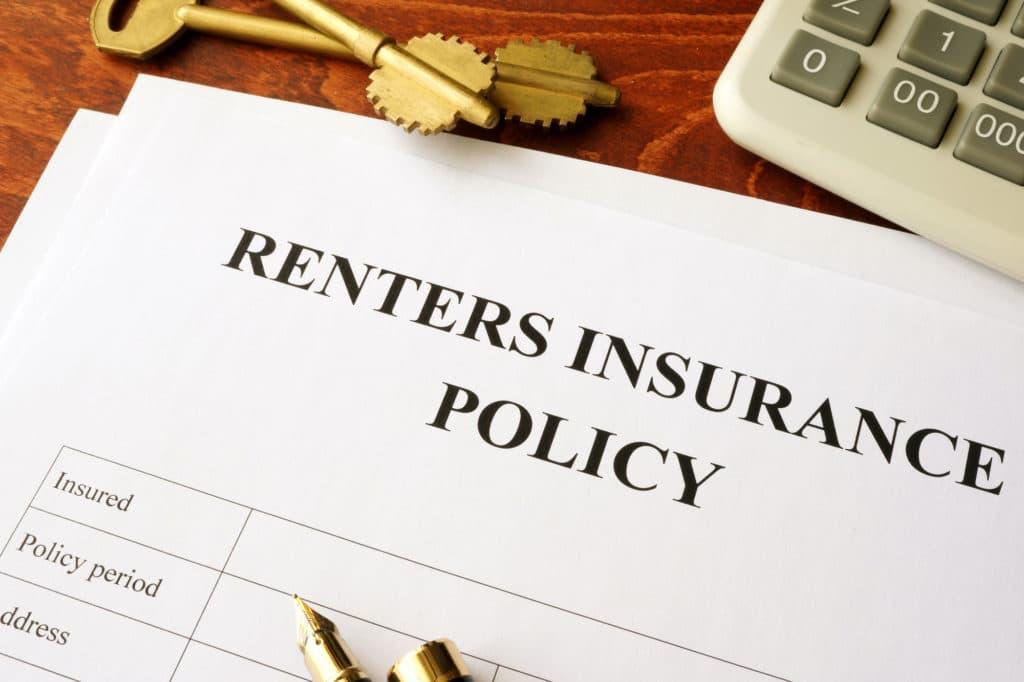 renters insurance North Carolina